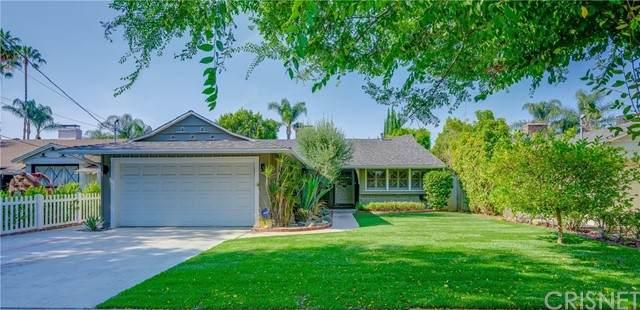 15512 Huston Street, Encino, CA 91436 (#SR21131132) :: Montemayor & Associates