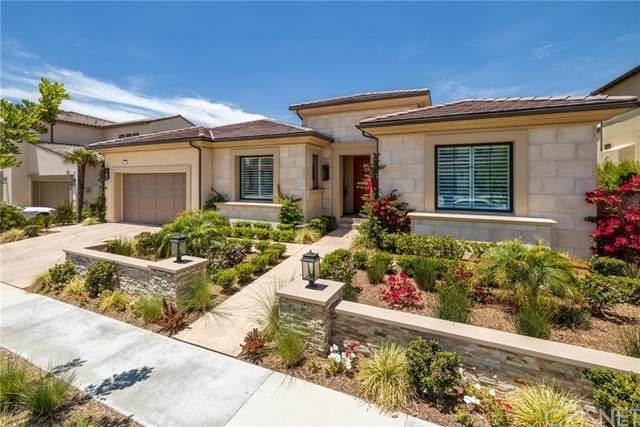 10949 Cartwright Drive, Chatsworth, CA 91311 (#SR21100029) :: The Grillo Group