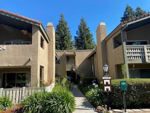 424 Arbor Lane Court #204, Thousand Oaks, CA 91360 (#221003300) :: Montemayor & Associates