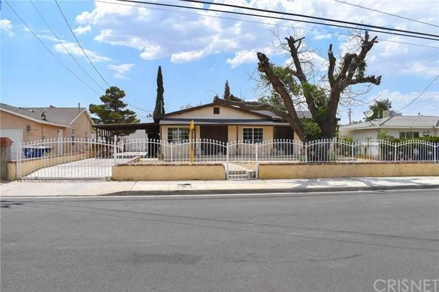 43329 6th Street E, Lancaster, CA 93535 (#SR21131777) :: TruLine Realty