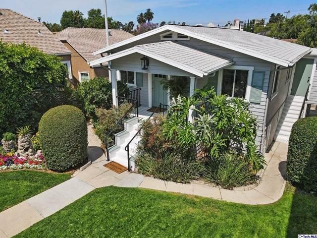 1257 Hyperion Avenue, Silver Lake, CA 90029 (#320006430) :: Montemayor & Associates