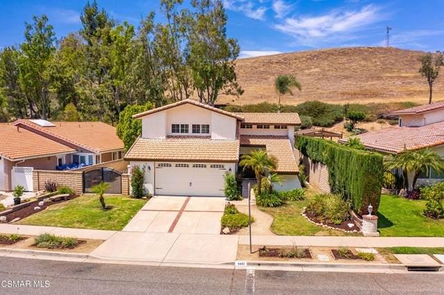 5497 Maricopa Drive, Simi Valley, CA 93063 (#221003305) :: Montemayor & Associates
