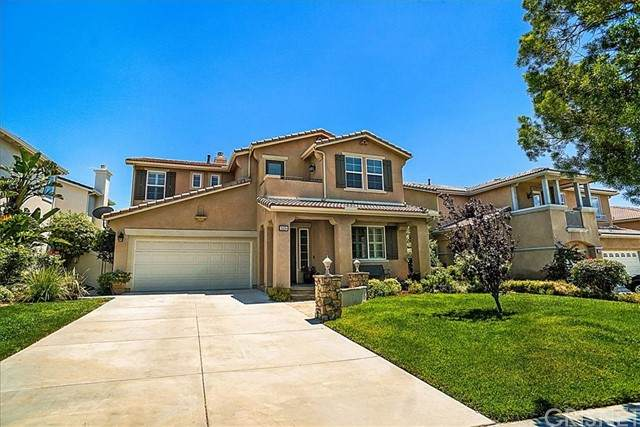15934 Thompson Ranch Drive, Canyon Country, CA 91387 (#SR21129807) :: Montemayor & Associates