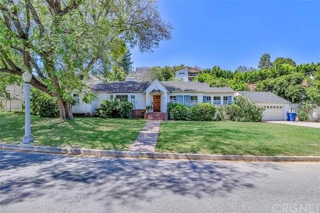 4103 Beverly Glen Boulevard, Sherman Oaks, CA 91423 (#SR21131887) :: TruLine Realty