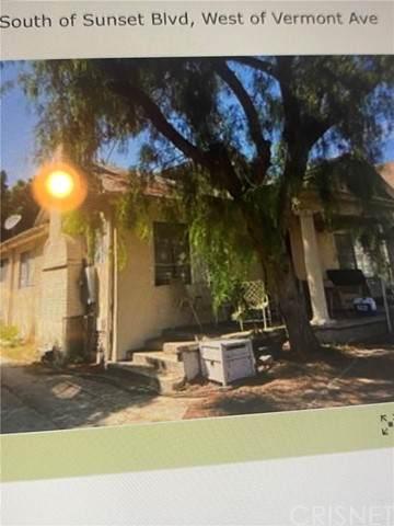 1227 N Berendo Street, Los Angeles, CA 90029 (#SR21131457) :: TruLine Realty