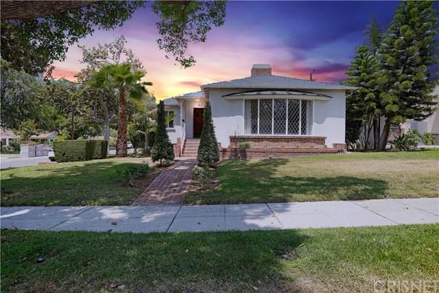 1405 Idlewood Road, Glendale, CA 91202 (#SR21123244) :: TruLine Realty