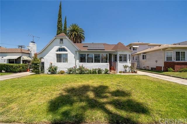 669 W Glenoaks Boulevard, Glendale, CA 91202 (#SR21131844) :: Lydia Gable Realty Group