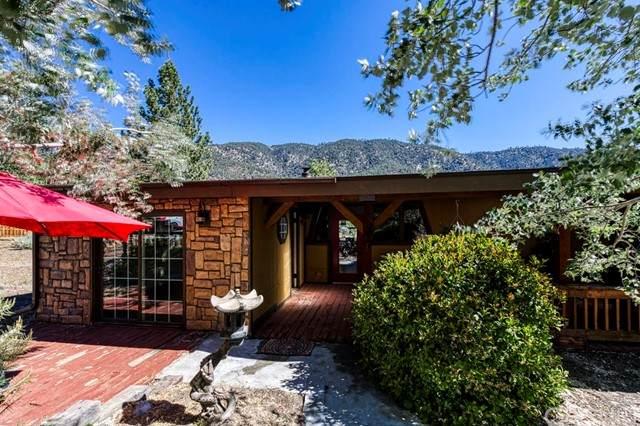 16621 Sequoia Way, Pine Mountain Club, CA 93222 (#SR21111299) :: The Grillo Group