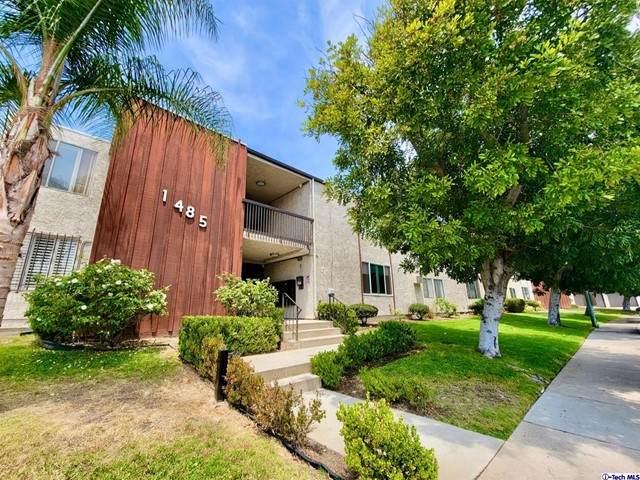 1485 E Wilson Avenue Y, Glendale, CA 91206 (#320006442) :: TruLine Realty