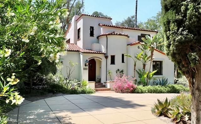 964 Hillside Terrace, Pasadena, CA 91105 (#P1-5290) :: TruLine Realty