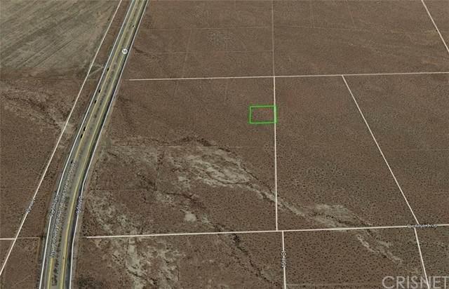 1500 Vic N/O Pat Ave & 15th E, Mojave, CA 93501 (#SR21132380) :: Angelo Fierro Group | Compass