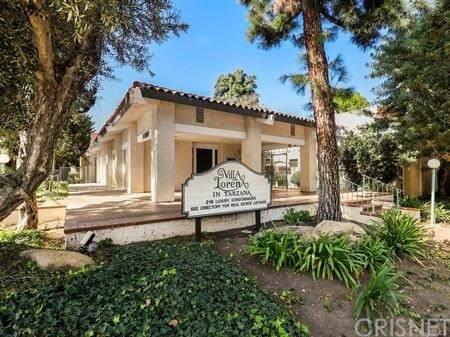 18307 Burbank Boulevard #214, Tarzana, CA 91356 (#SR21132270) :: Montemayor & Associates