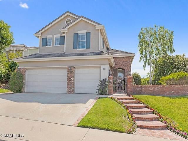 2218 Rutland Place, Thousand Oaks, CA 91362 (#221003324) :: TruLine Realty
