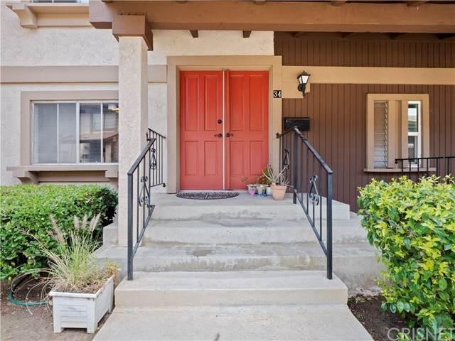 6667 Wilbur Avenue #34, Reseda, CA 91335 (#SR21132573) :: TruLine Realty