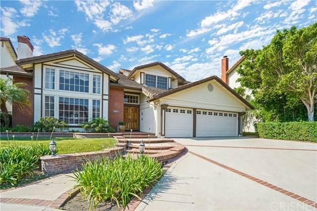 11655 Sheffield Way, Porter Ranch, CA 91326 (#SR21132677) :: Montemayor & Associates