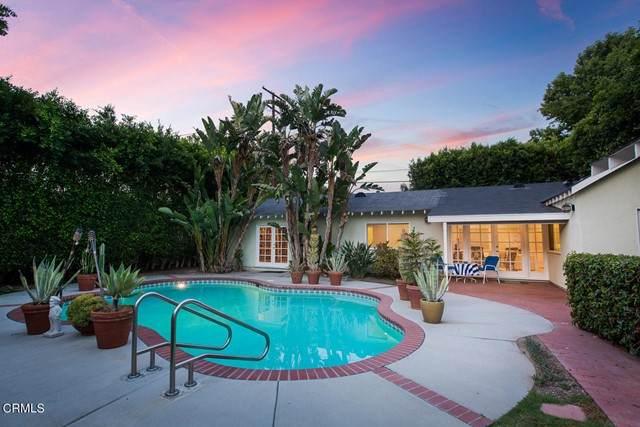 5644 Tyrone Avenue, Sherman Oaks, CA 91401 (#P1-5303) :: Angelo Fierro Group | Compass