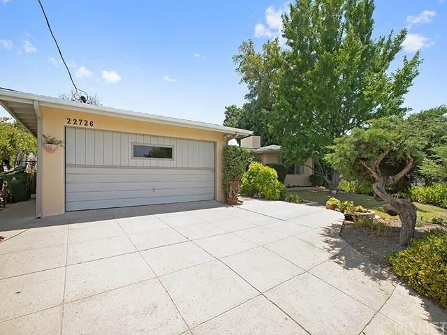 22726 Macfarlane Drive, Woodland Hills, CA 91364 (#SR21132905) :: Montemayor & Associates