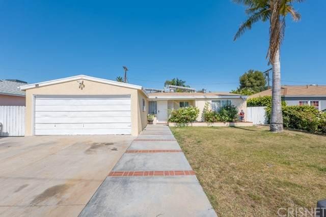 7044 Calvin Avenue, Reseda, CA 91335 (#SR21133174) :: TruLine Realty