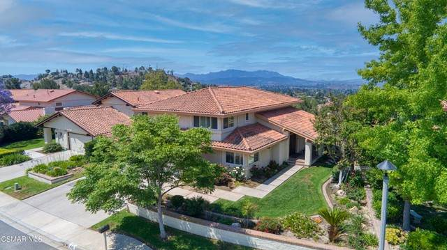 4037 Calle Del Sol, Thousand Oaks, CA 91360 (#221003341) :: The Grillo Group