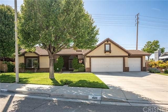 41211 Elsdale Place, Palmdale, CA 93551 (#SR21083919) :: Montemayor & Associates