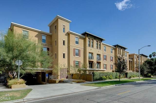 128 N Oak Knoll Avenue #304, Pasadena, CA 91101 (#P1-5311) :: TruLine Realty