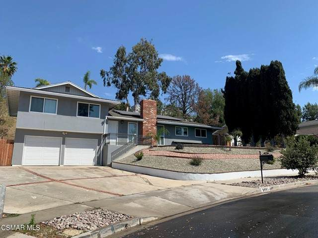 3661 Calle Quebracho, Thousand Oaks, CA 91360 (#221003353) :: TruLine Realty