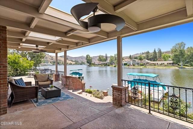 32116 Oakshore Drive, Westlake Village, CA 91361 (#221003359) :: Berkshire Hathaway HomeServices California Properties