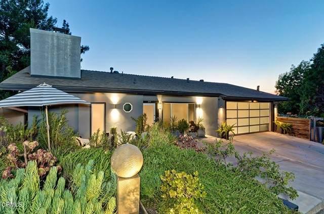 317 Redwood Drive, Pasadena, CA 91105 (#P1-5319) :: TruLine Realty