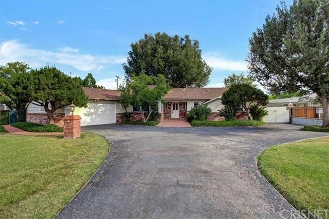17416 Sunburst Street, Northridge, CA 91325 (#SR21117445) :: The Grillo Group