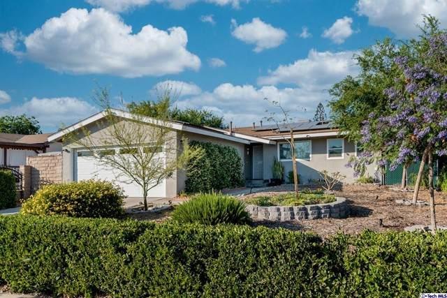 11730 Glencrest Drive, San Fernando, CA 91340 (#320006505) :: Montemayor & Associates