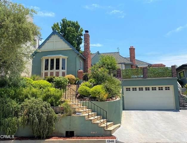 1340 Loreto Drive, Glendale, CA 91207 (#P1-5324) :: TruLine Realty