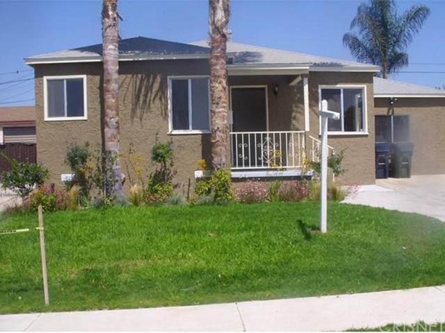11744 Van Buren, Los Angeles, CA 90044 (#SR21134507) :: TruLine Realty