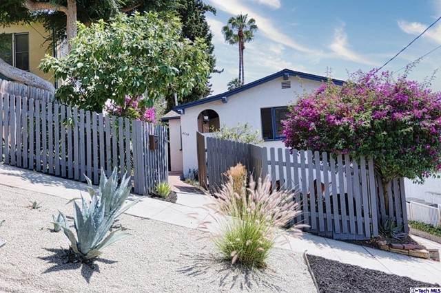 4014 Camero Avenue, Los Angeles, CA 90027 (#320006555) :: TruLine Realty