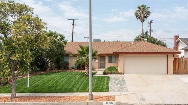 13037 Kismet Avenue, Sylmar, CA 91342 (#SR21134539) :: Montemayor & Associates