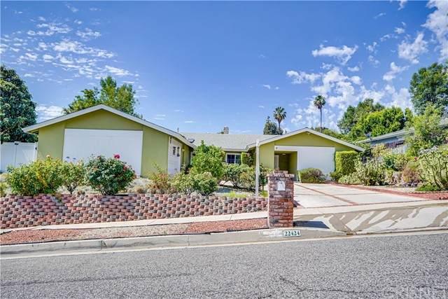 22424 De Grasse Drive, Calabasas, CA 91302 (#SR21130828) :: The Grillo Group