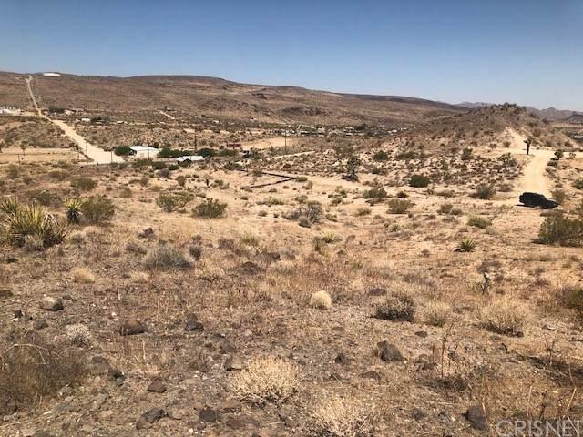 1 Terra Vista, Yucca Valley, CA 92284 (#SR21134622) :: TruLine Realty
