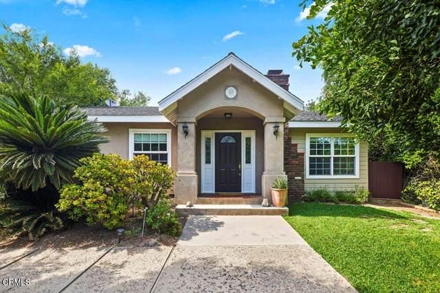 621 Fairview Avenue, Sierra Madre, CA 91024 (#P1-5338) :: Montemayor & Associates
