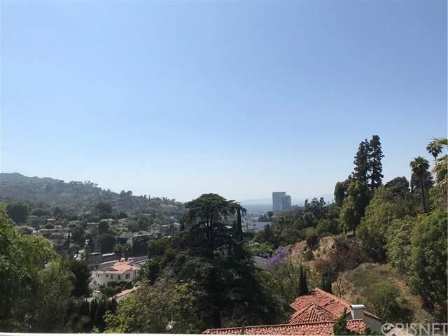 3237 N Knoll Drive, Los Angeles, CA 90068 (#SR21134818) :: TruLine Realty