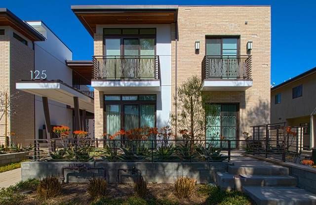 125 Hurlbut Street #101, Pasadena, CA 91105 (#P1-5342) :: TruLine Realty