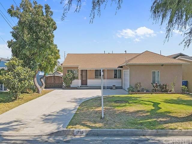 1750 Laguna Drive, La Habra, CA 90631 (#SR21133340) :: Montemayor & Associates