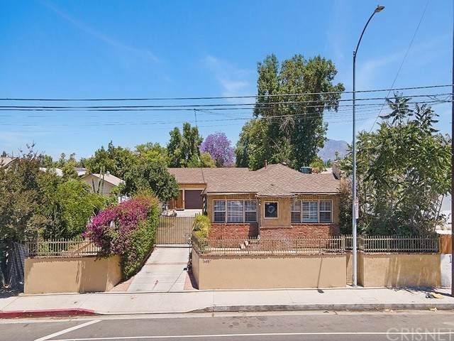 14687 Plummer Street, Panorama City, CA 91402 (#SR21134945) :: TruLine Realty