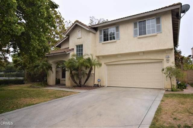 710 Calle Vista Verde, Oxnard, CA 93030 (#V1-6599) :: TruLine Realty