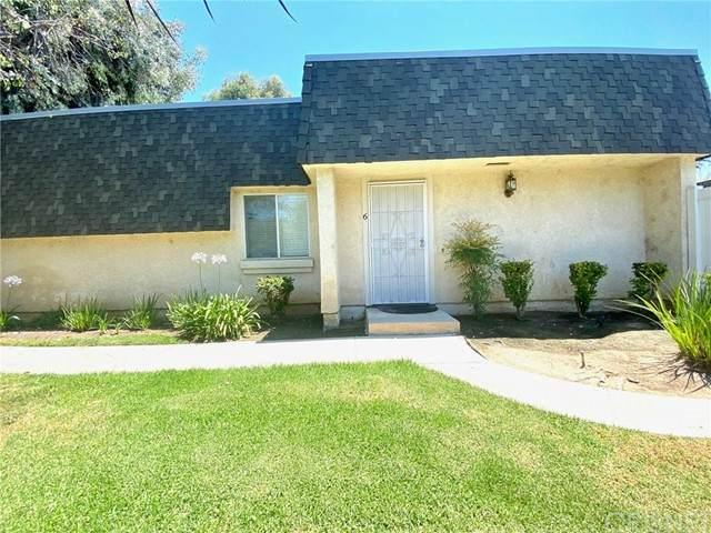6531 Wystone Avenue #6, Reseda, CA 91335 (#SR21135051) :: Randy Plaice and Associates