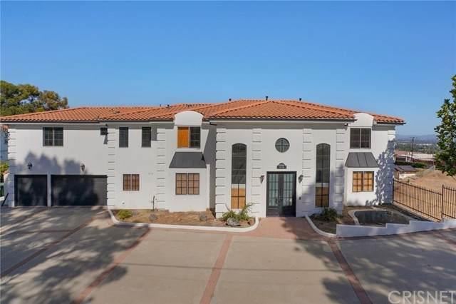 11566 Vimy Road, Granada Hills, CA 91344 (#SR21124561) :: The Grillo Group