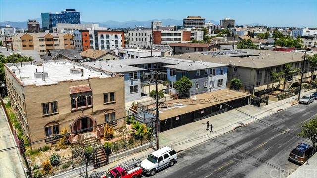 2715 San Marino Street, Los Angeles, CA 90006 (#SR21135381) :: Berkshire Hathaway HomeServices California Properties