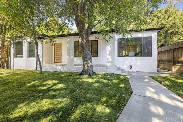 4115 Stone Canyon Avenue, Sherman Oaks, CA 91403 (#SR21135669) :: TruLine Realty