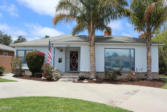 421 W Beverly Drive, Oxnard, CA 93030 (#V1-6628) :: The Grillo Group