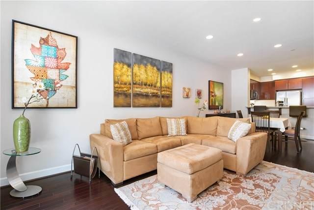 14412 Killion Street #106, Sherman Oaks, CA 91401 (#SR21131303) :: TruLine Realty