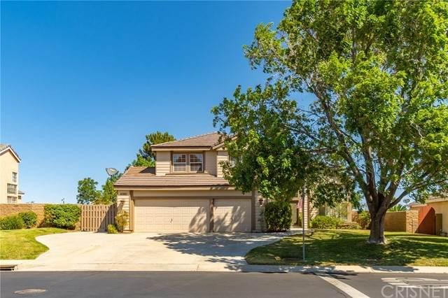 40961 Riverock Lane, Palmdale, CA 93551 (#SR21135501) :: Randy Plaice and Associates