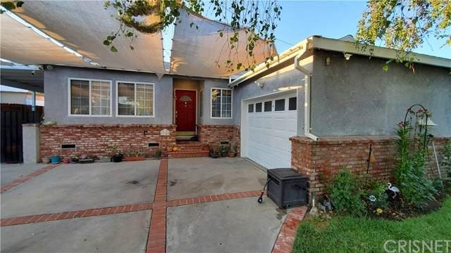 19345 Archwood Street, Reseda, CA 91335 (#SR21135529) :: Randy Plaice and Associates